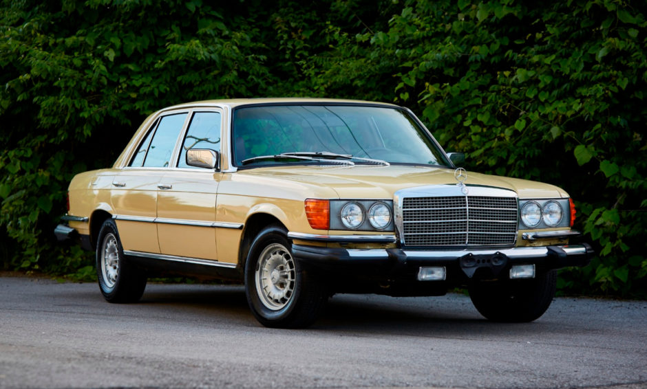Download Mercedes Benz 300sd 1978