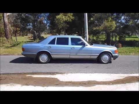 download Mercedes Benz 420SEL workshop manual
