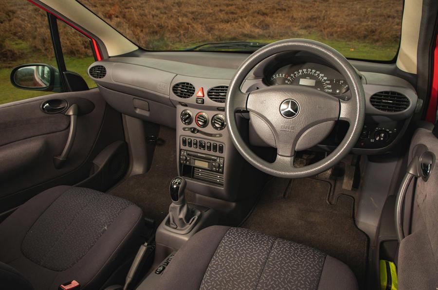 download Mercedes Benz A140 workshop manual