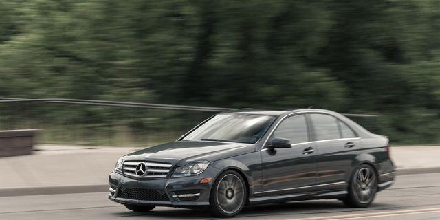download Mercedes Benz C Class C300 4MATIC Sport workshop manual