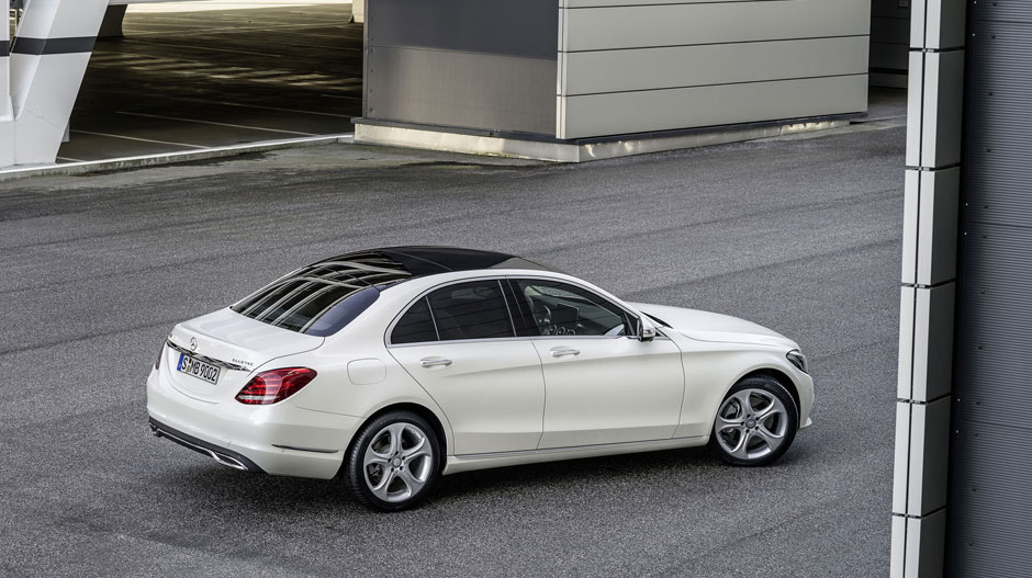 download Mercedes Benz C Class C300 Sport workshop manual