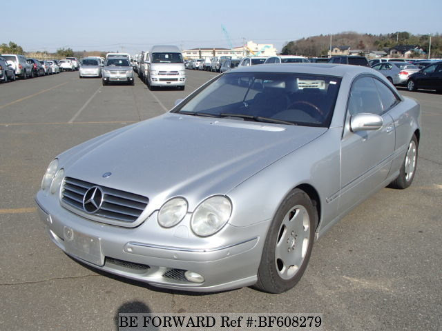 download Mercedes Benz CL Class CL600 workshop manual