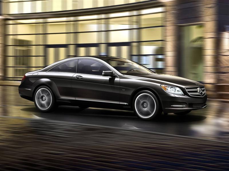 download Mercedes Benz CL600 workshop manual