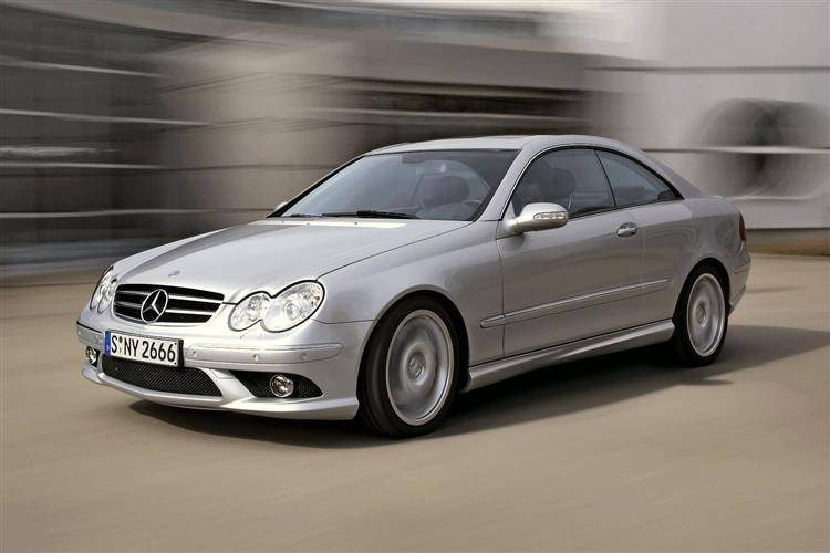 download Mercedes Benz CLK Class CLK320 Sport Coupe workshop manual