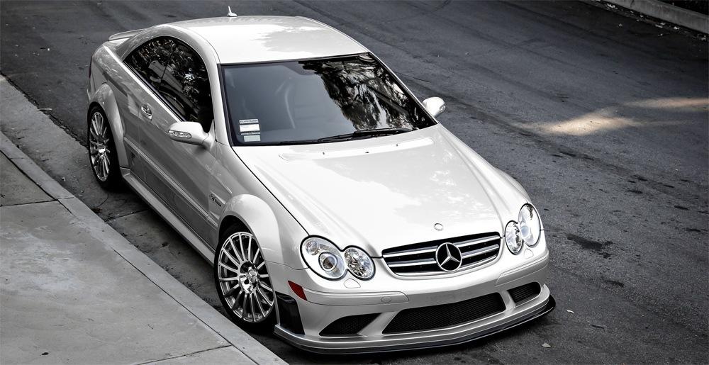 download Mercedes Benz CLK63 AMG workshop manual