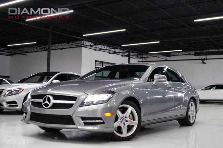 download Mercedes Benz CLS Class CLS550 workshop manual