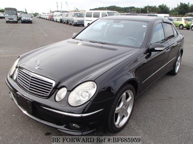 download Mercedes Benz E Class E320 E500 workshop manual