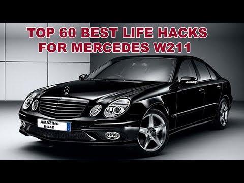download Mercedes Benz E Class E500 workshop manual