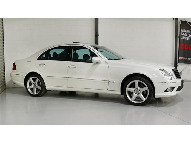 download Mercedes Benz E Class E550 Luxury Sedan workshop manual
