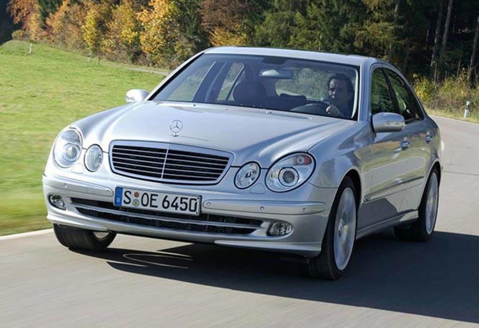download Mercedes Benz E Class W211 workshop manual