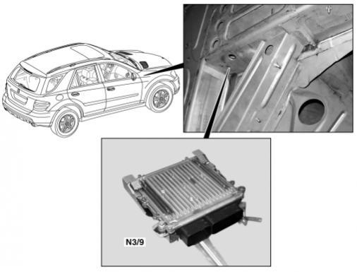 download Mercedes Benz GL320 workshop manual