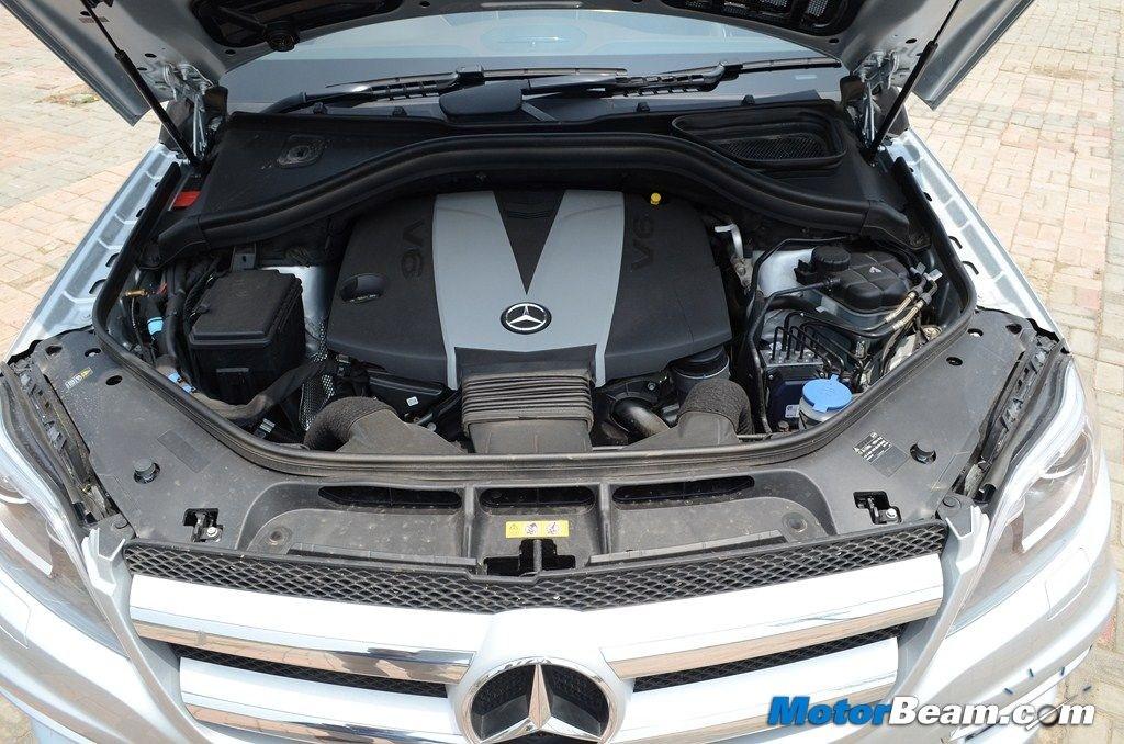 download Mercedes Benz GL350 workshop manual