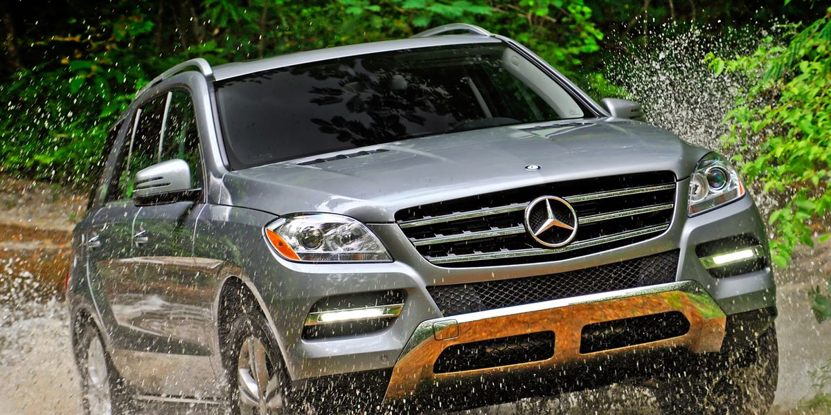 download Mercedes Benz M Class ML350 4matic workshop manual