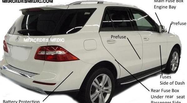 download Mercedes Benz M Class ML350 BlueTEC 4matic workshop manual