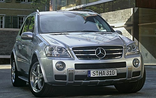 download Mercedes Benz M Class ML63 AMG workshop manual