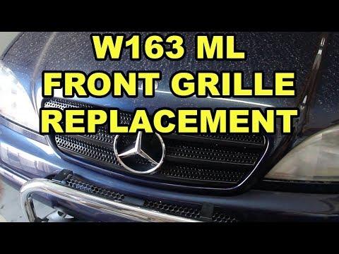 download Mercedes Benz ML320 workshop manual