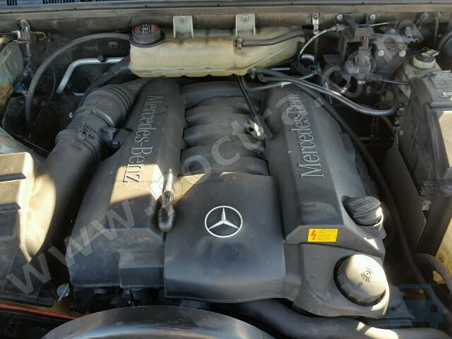 download Mercedes Benz ML430 workshop manual