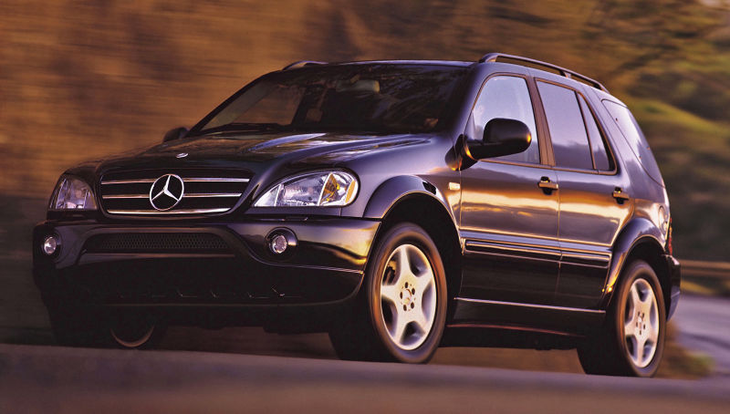 download Mercedes Benz ML55 AMG workshop manual