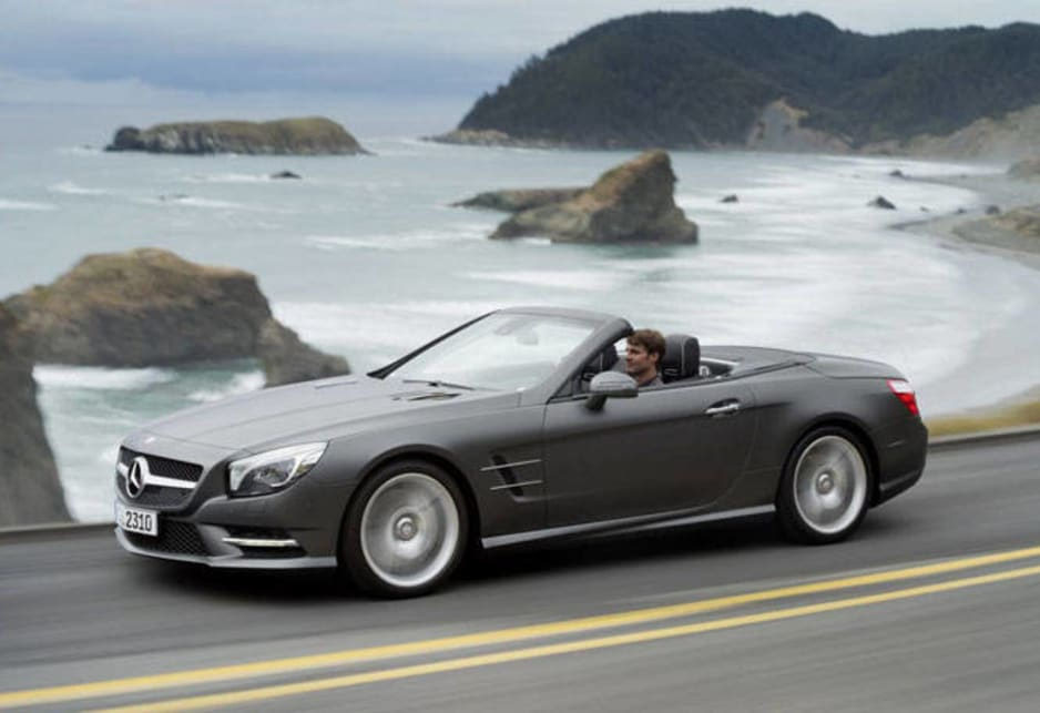 download Mercedes Benz SL500 workshop manual