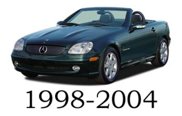 download Mercedes Benz SLK Class R170 workshop manual
