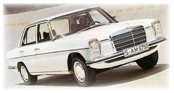 download Mercedes Benz W115 240D workshop manual