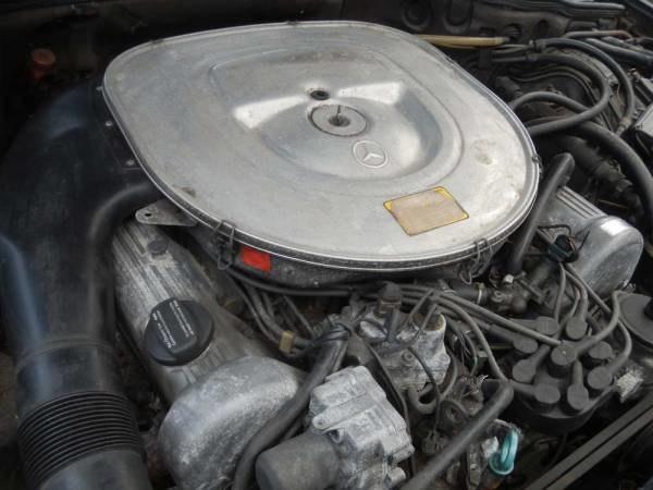 download Mercedes Benz W126 workshop manual