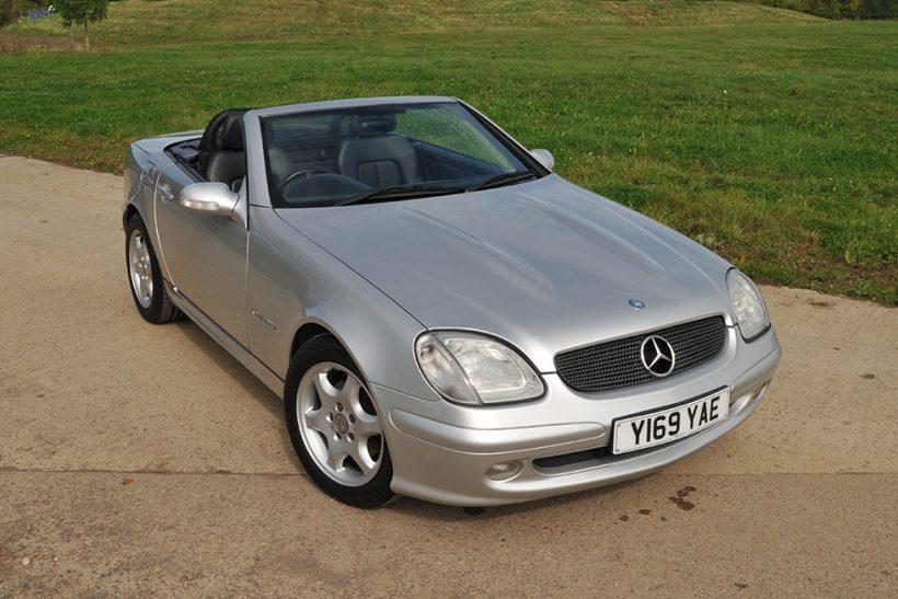download Mercedes SLK workshop manual