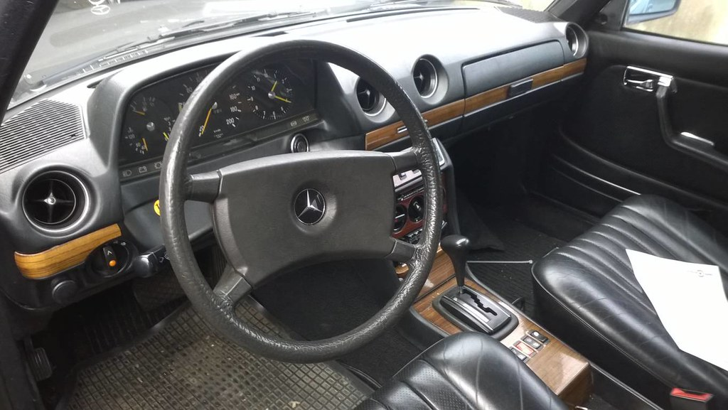 download Mercedes benz W123 workshop manual