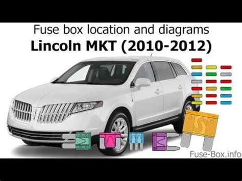 download Mercury MKT workshop manual