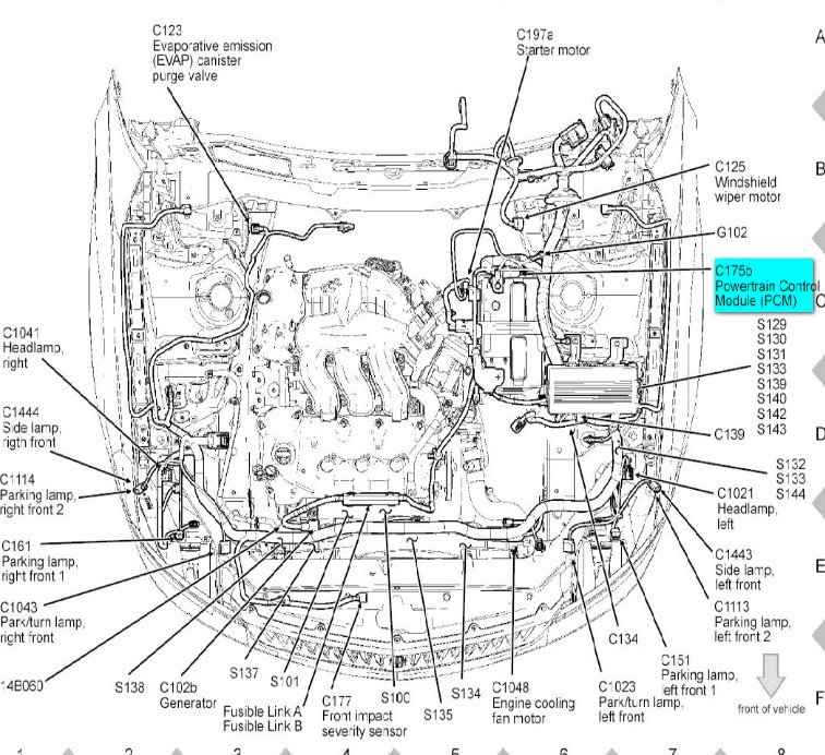 download Mercury Milan workshop manual