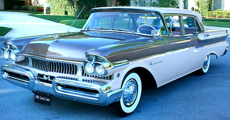 download Mercury Monterey workshop manual