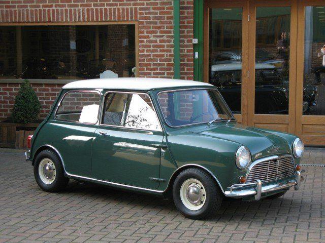 download Mini Cooper 1964 workshop manual