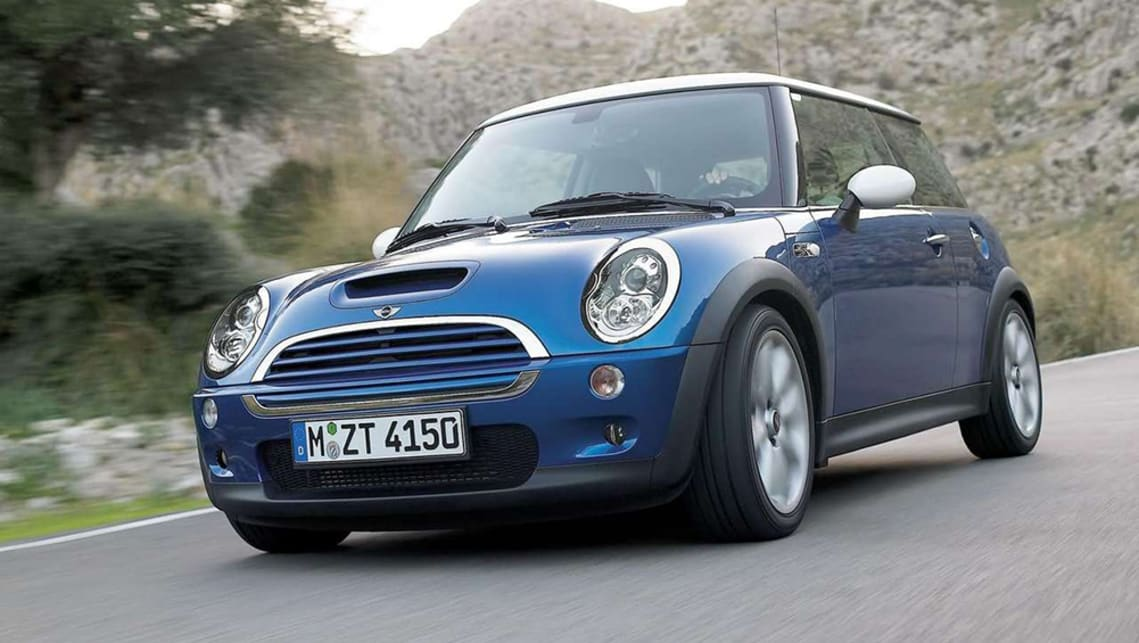download Mini Cooper Cooper S workshop manual