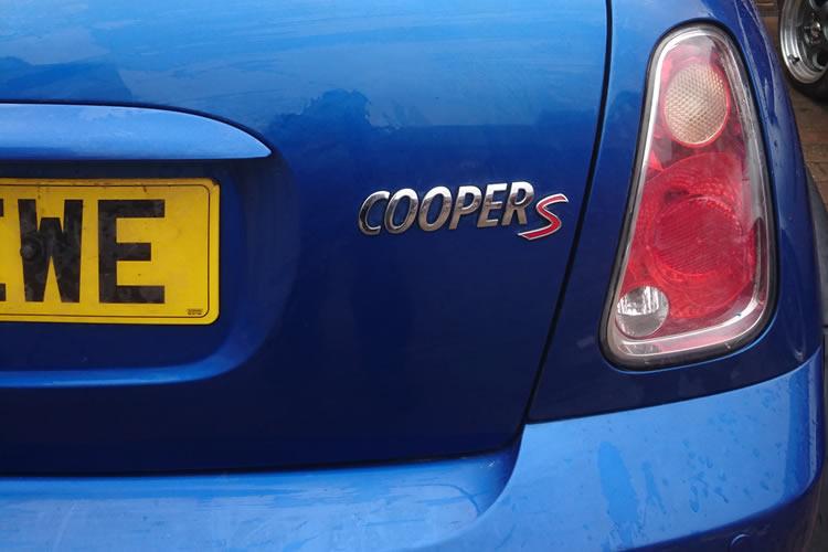 download Mini Cooper workshop manual