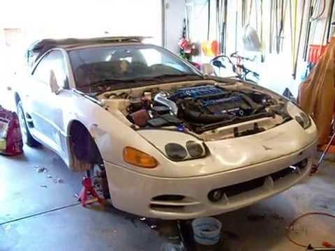 download Mitsubishi 3000GT Dodge Stealth s workshop manual