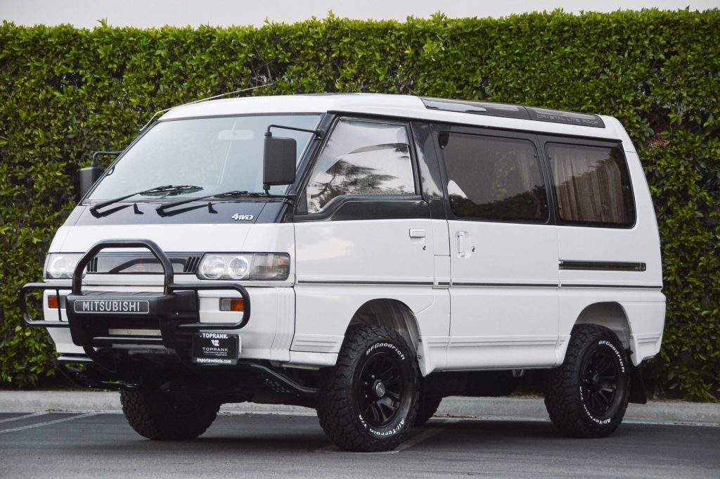 download Mitsubishi Delica L400    with 95 99 workshop manual