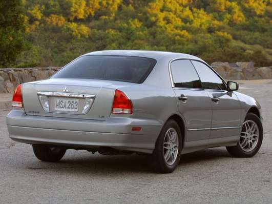 download Mitsubishi Diamante LS Sedan workshop manual