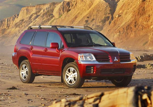 download Mitsubishi Endeavor R workshop manual
