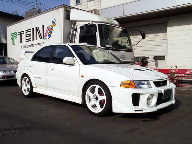 download Mitsubishi Evo 5 workshop manual