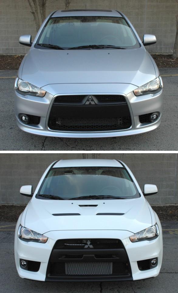 download Mitsubishi Evolution X Evo 10 workshop manual