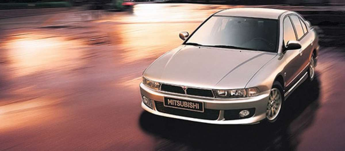 download Mitsubishi Galant workshop manual