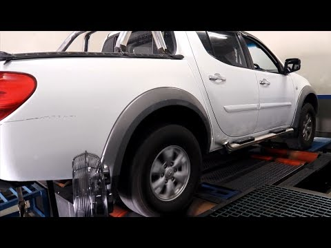 download Mitsubishi L200 Triton workshop manual