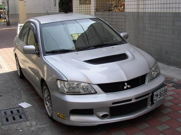 download Mitsubishi Lancer EVO workshop manual