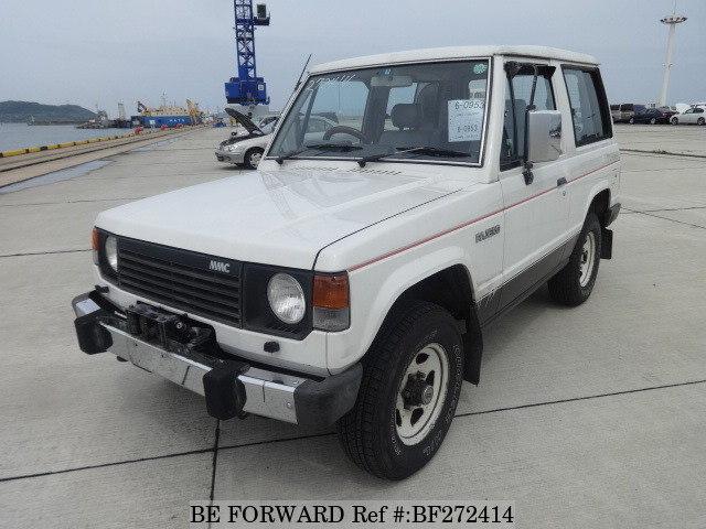 download Mitsubishi Montero 87 workshop manual