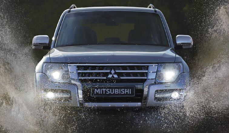 download Mitsubishi Montero workshop manual