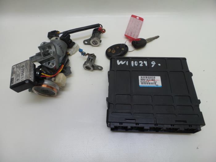 download Mitsubishi Outlander workshop manual