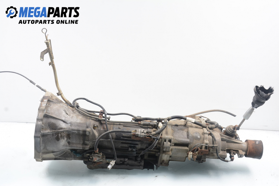 download Mitsubishi Pajero Pinin workshop manual