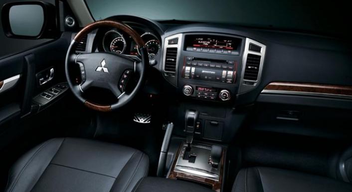 download Mitsubishi Pajero Sport workshop manual