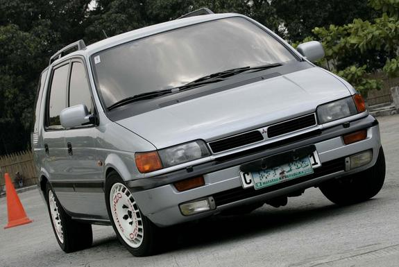 download Mitsubishi Space Wagon workshop manual
