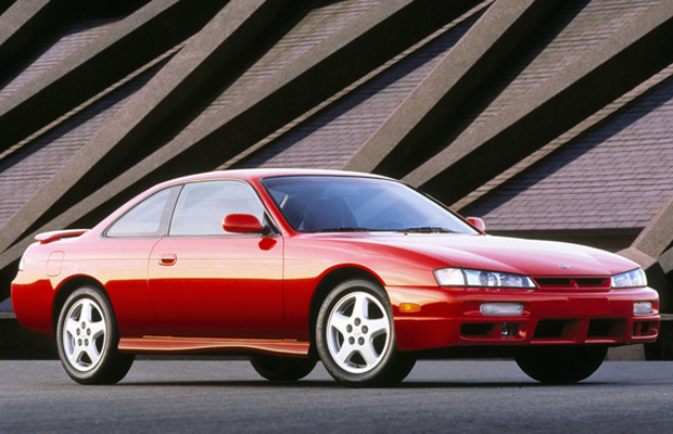 download Nissan 240SX workshop manual